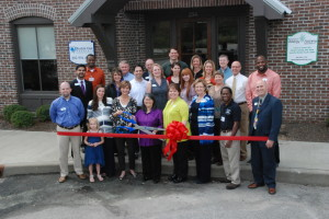 Beaumont Village Office Ribbon Cutting