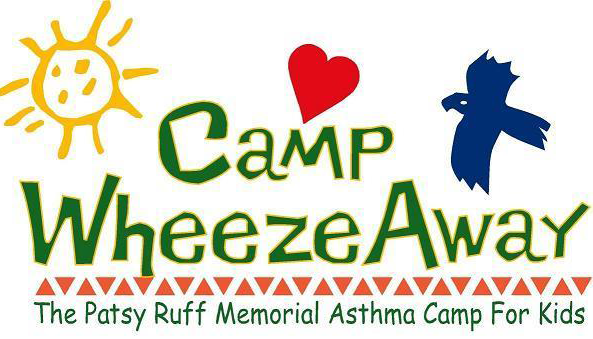 Camp Wheezeaway logo